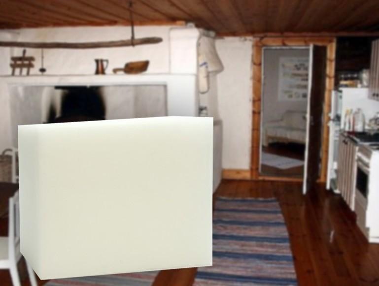 Base Jabón Glicerina Blanca al Aceite de Coco
