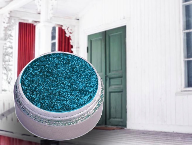 Purpurina Azul 50gr