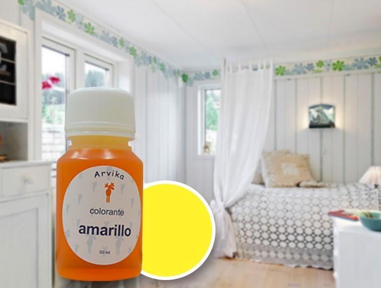 Colorante Amarillo