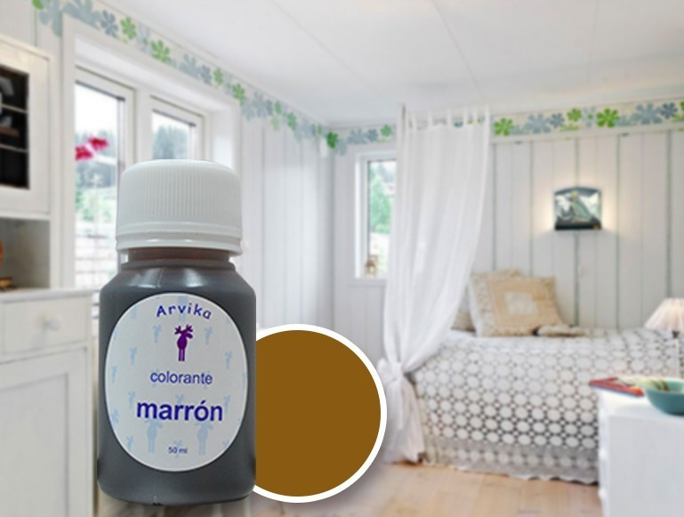 Colorante Marrón
