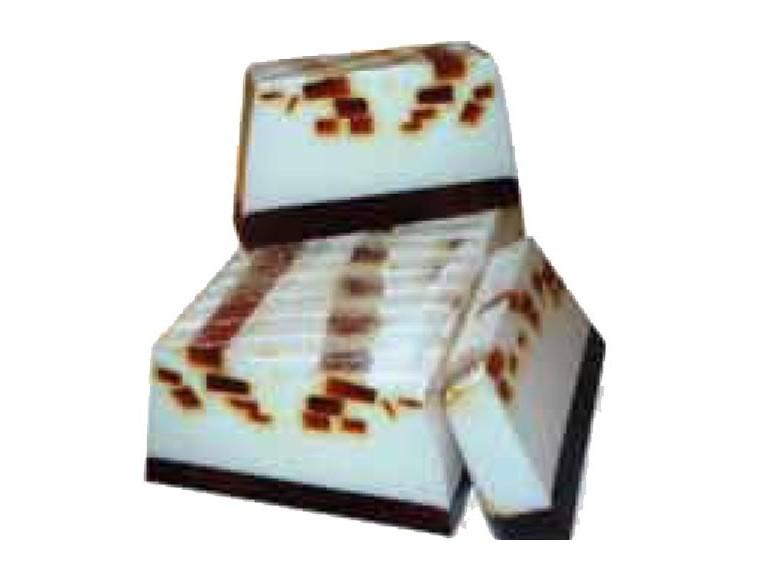 Jabón de glicerina al aceite de coco & chocolate 1400gr