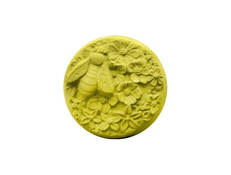 molde milkyway abeja en flor