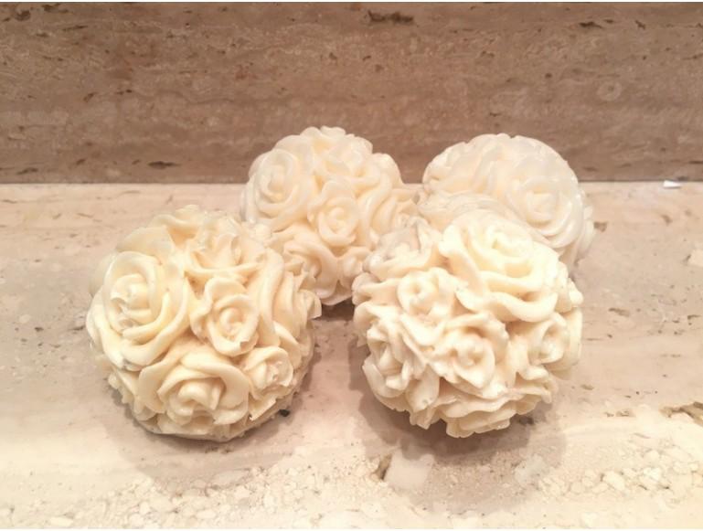 Molde Silicona moldes rosetones