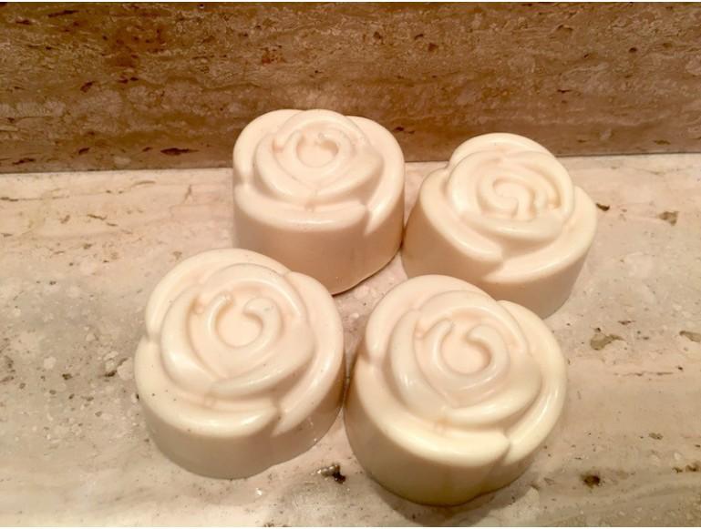 Jabón de glicerina avena y manteca de karite 1400gr