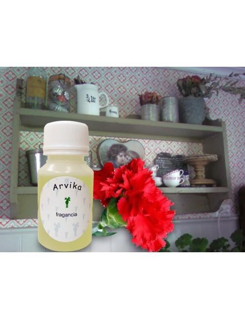 fragancia natural clavel