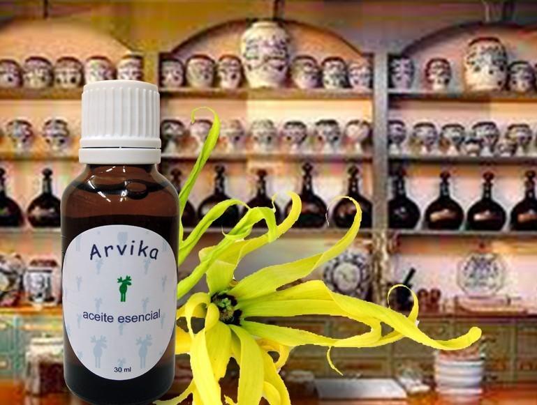 Aceite Esencial Ylang-Ylang Rco. 30ml