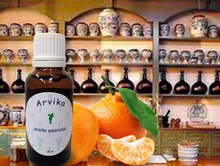 Aceite Esencial Mandarina 30ml